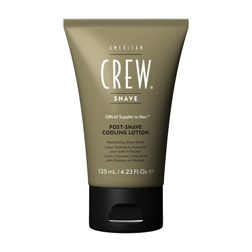 American Crew Post Shave Cooling Lotion Losjonas po skutimosi 125ml