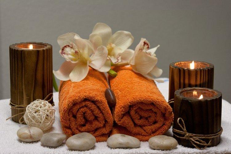 Aromaterapinis masažas vyrams (1.5 val.)
