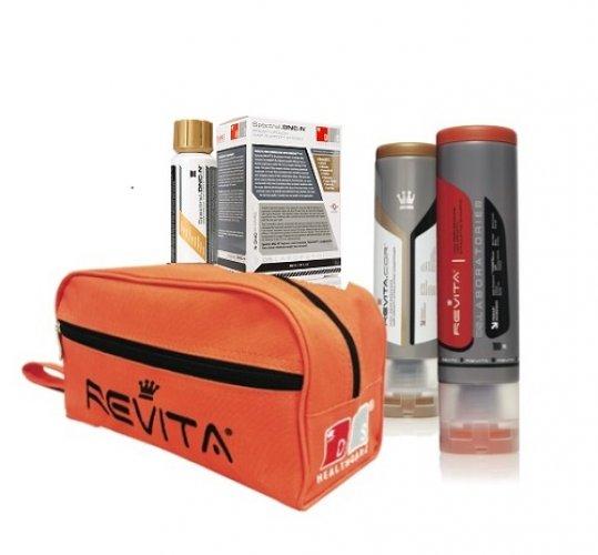 DS Laboratories rinkinys Revita 180ml + Revita.COR190ml + Spectral.DNC-N