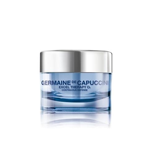 Germaine de Capuccini EXCEL THERAPY O2 Veido kremas su deguonimi 50ml