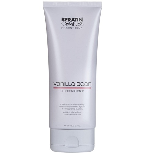 Keratin Complex Vanilla Bean Deep Giliai veikiantis kondicionierius 207 ml