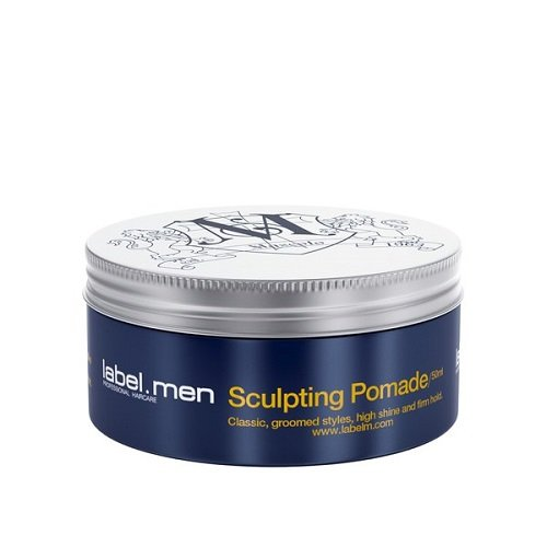 Label M Men Sculpting Pomade Plaukų formavimo pomada 50ml