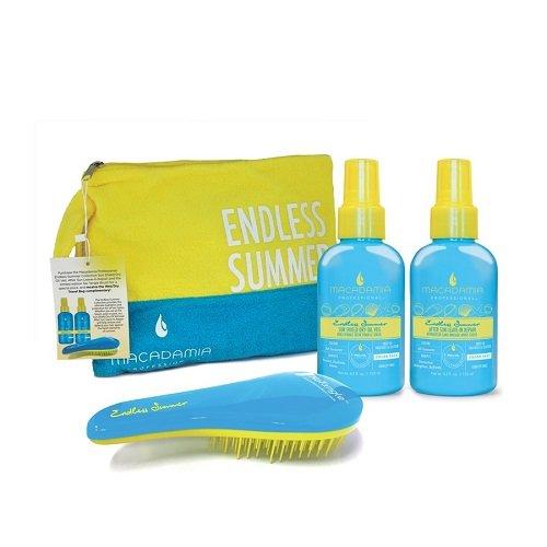 Macadamia Endless Summer Sun Bunny Plaukų priežiūros rinkinys