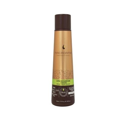 Macadamia Ultra Rich Moisture Conditionier Ypač drėkinantis kondicionierius sausiems pažeistiems plaukams 300 ml