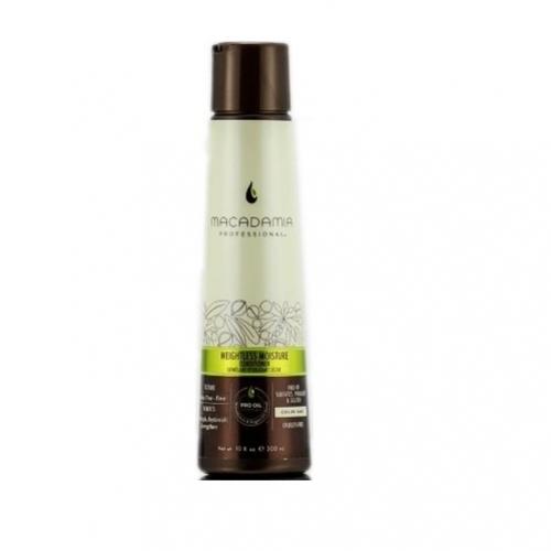 Macadamia Weightless Moisture Conditionier Neapsunkinantis plaukų drėkinamasis kondicionierius 300 ml