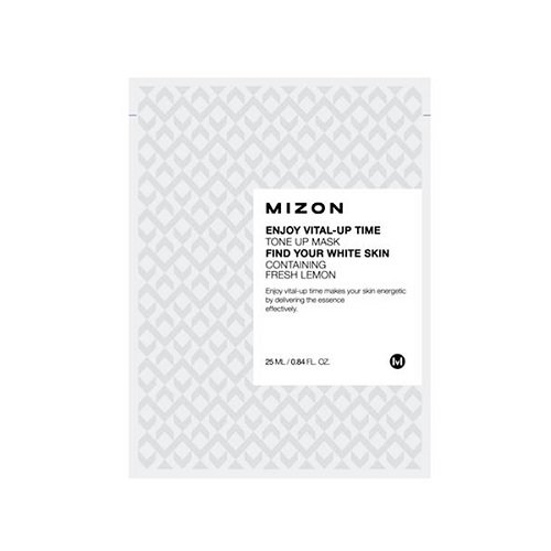 Mizon Enjoy Vital-Up Time Tone Up Tonizuojanti veido kaukė 25ml