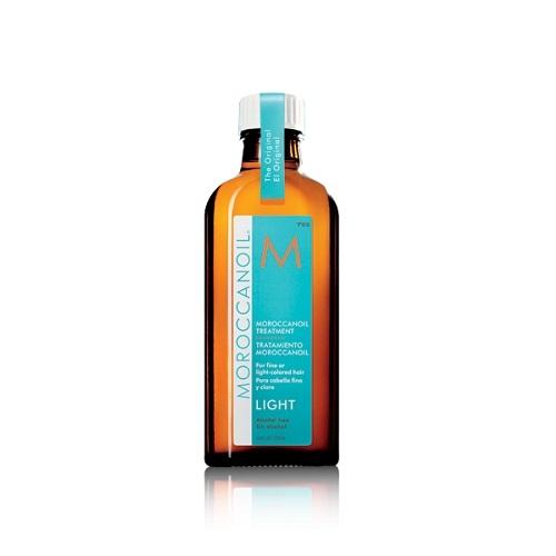 Moroccanoil Aliejukas ypač ploniems plaukams 10ml (Pilstomas)