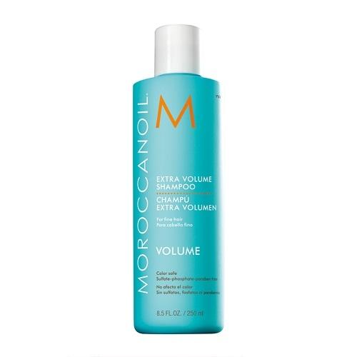 Moroccanoil Extra Volume Apimtį didinantis šampūnas su keratinu 250ml