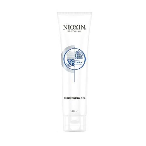 Nioxin Thickening Gel Plaukų apimtį didinantis gelis 140 ml