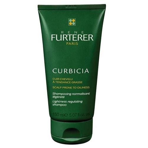 Rene Furterer Curbicia Valomasis plaukų šampūnas 150 ml