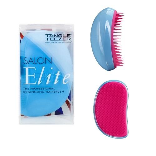 Tangle Teezer Salon Elite šepetys (mėlynas)