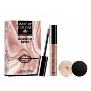 Make Up For Ever Lustrous Faves Rinkinys lūpoms