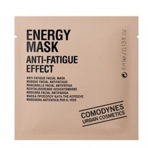 Comodynes Energy Mask Anti - Farigue Effect Nuovargį mažinanti veido kaukė 5vnt