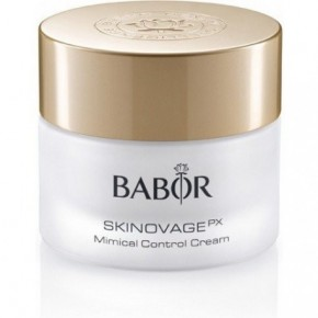 Babor Advanced Biogen Mimical Control Cream Mimikos raukšleles mažinantis veido kremas 50ml