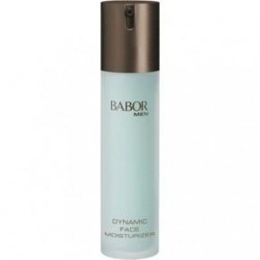 Babor Men Dynamic Face Moisturizer Intensyviai veido odą drėkinantis gelis vyrams 50ml