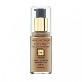 MaxFactor Facefinity 3 IN 1 Makiažo pagrindas trys viename
