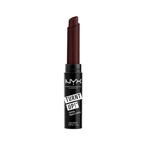 NYX Professional Makeup Turnt Up! Lipstick Lūpų dažai 2.5g