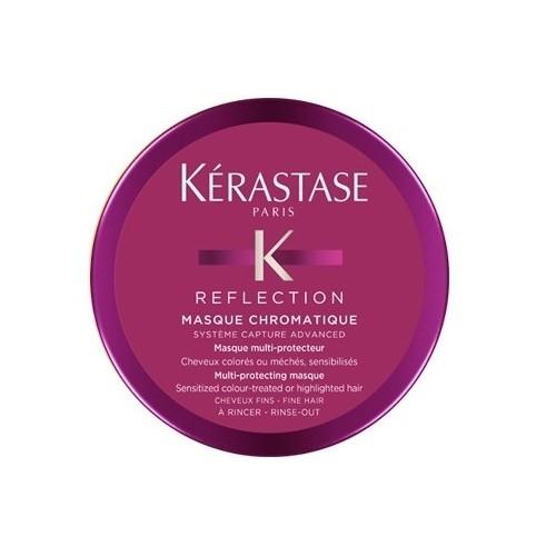 Kerastase Reflection Masque Chroma Captive Dažytų plaukų kaukė 200ml