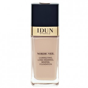 IDUN Nordic Veil Liquid Foundation 26ml
