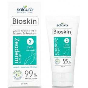 Bioskin Zeoderm Skin Repair Moisturiser Atstatomasis odos kremas