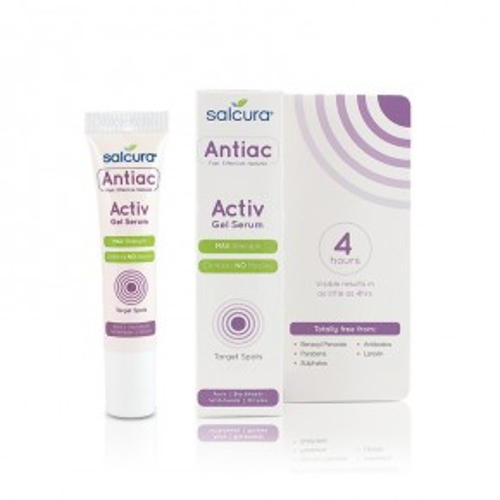 Antiac Activ serumas nuo spuogų