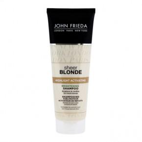 Sheer Blonde Brightening Šampūnas šviesiaplaukėms