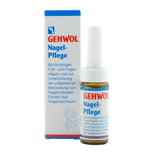 Gehwol Nagelpflege Nagų priežiūros aliejus