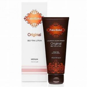 Original Self-tan Lotion Savaiminio įdegio losjonas