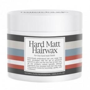 Waterclouds Hard Matt plaukų vaškas 100ml