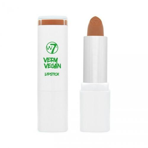 W7 Cosmetics W7 Very Vegan Lipstick Nudes Lūpų dažai 5g