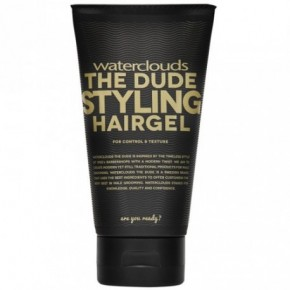 Waterclouds The Dude Styling Hairgel for Control and Texture 150ml