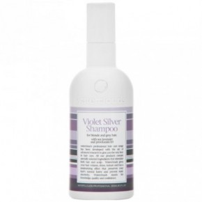 Waterclouds Violet Silver šampūnas skirtas šviesiems ar žiliems plaukams 250ml