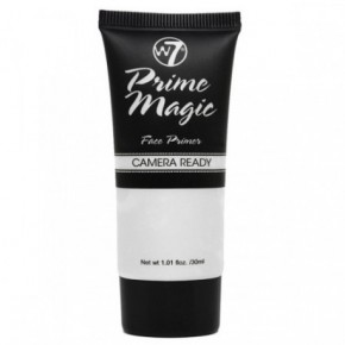 W7 Cosmetics W7 Prime Magic Clear Face Primer Makiažo bazė 30ml
