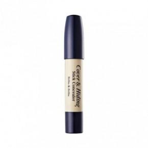 Holika Holika Cover and Hiding Stick Concealer Maskuoklis (Spalva - 02 Natural Beige) 3.5g