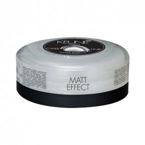 Man Care Line Magnify Matt Effect Plaukų modeliavimo molis