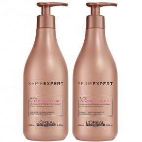Rinkinys: Vitamino Color A-OX Šampūnas