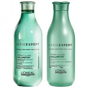 Rinkinys: Volumetry šampūnas ir kondicionierius