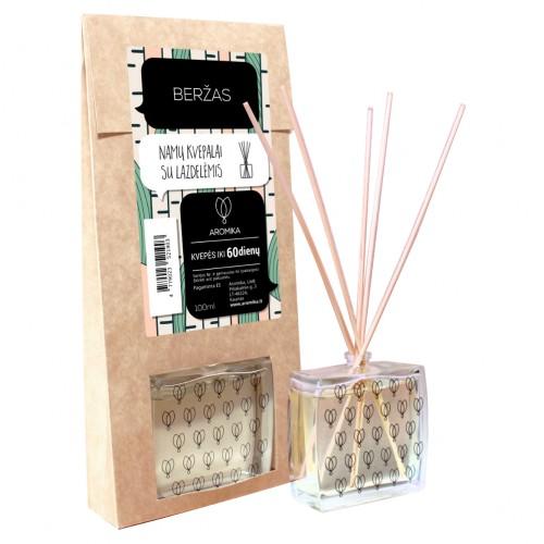 Aromika Namų kvepalai su lazdelėmis 100ml