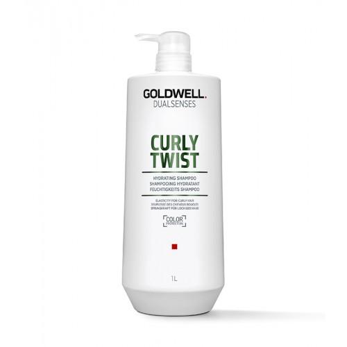 Goldwell Dualsenses Curly Twist šampūnas garbanotiems plaukams 250ml