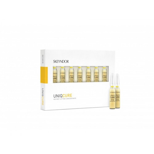 Skeyndor Uniqcure Instant Lifting Concentrate Stangrinamasis koncentratas 7x2ml