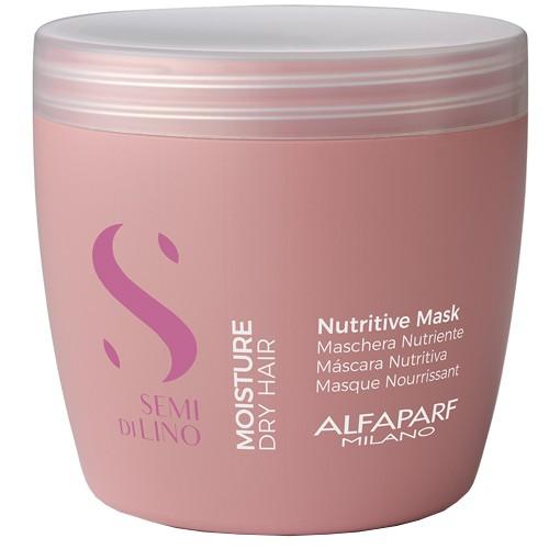 AlfaParf Milano SDL Moisture Nutritive Mask Kaukė sausiems plaukams 500ml