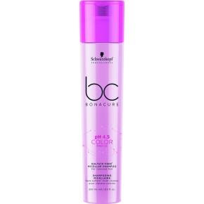 Schwarzkopf BC Color Freeze pH 4,5 Šampūnas be sulfatų dažytiems plaukams 250ml