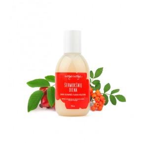 Šermukšnių Diena Šampūnas sausiems plaukams