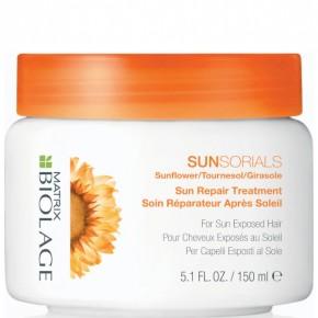 Biolage Sunsorials Sun Repair Atstatomoji plaukų kaukė 150ml
