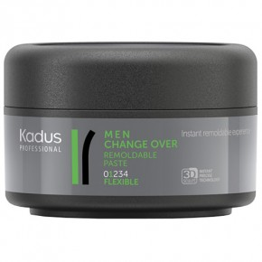 Kadus Professional Men Change Over Paste Plaukų modeliavimo pasta 75ml