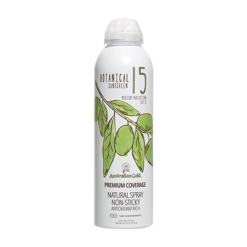 Australian Gold Botanical Spray Purškiama apsaugos priemonė nuo saulės 177ml