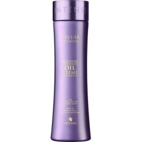 Moisture Intense Oil Créme Shampoo Prabangus kreminės konsistencijos šampūnas