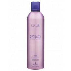 Alterna Caviar Working Hairspray Lanksčios ir ilgalaikės fiksacijos plaukų lakas 500ml