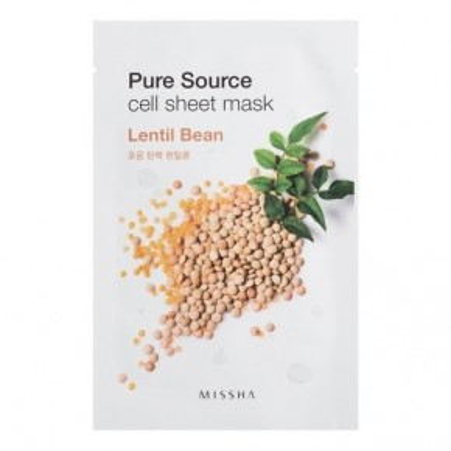 Missha Pure Source Cell Sheet Veido kaukė 21g