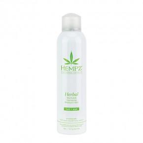 Herbal Workable Hairspray Vidutinės fiksacijos plaukų lakas